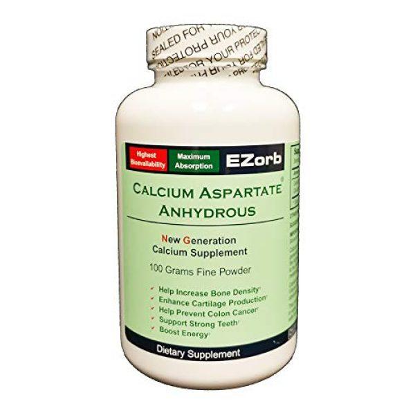 Ezorb Calcium Supplement 1 Ezorb Calcium 100g Powder for Bone, Joint, Muscle Health