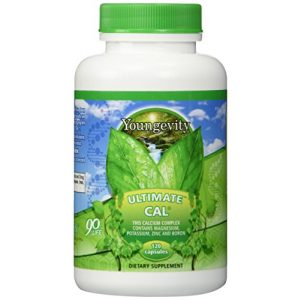 90 For Life Calcium Supplement 1 Cal - 120 Capsules by Youngevity