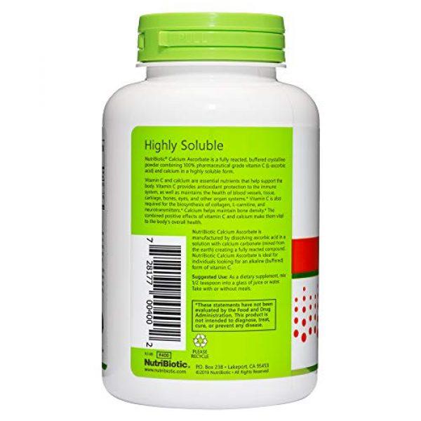 Nutribiotic Calcium Supplement 2 Nutribiotic Calcium Ascorbate Powder, 8 Oz