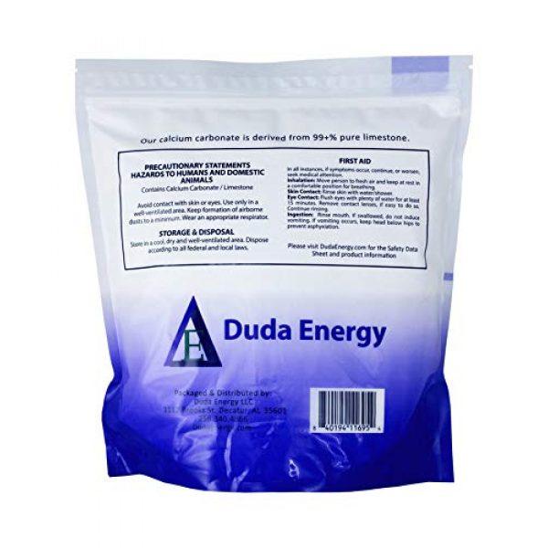 Duda Energy Calcium Supplement 2 Duda Energy FGcc5f Food Grade 97+% Calcium Carbonate from Ground Limestone, 5 lb.