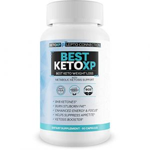 Keto XP Lepto Connection Calcium Supplement 1 Best Keto XP - Best Keto Weight Loss - Bhb Keto Accelerator for Faster Ketosis and Faster Fat Burn - Best Keto Pills That Work for Weight Loss - Best Keto Pills for Women Weight Loss