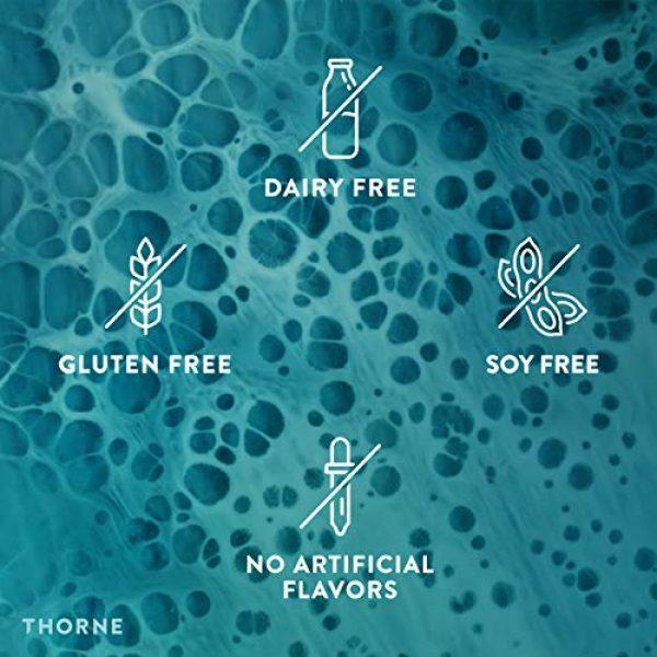 Thorne Research Calcium Supplement 6 Thorne Research - Buffered C Powder - Vitamin C (Ascorbic Acid) with Calcium, Magnesium, and Potassium - 8.15 oz