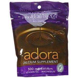 Adora Calcium Supplement 1 Adora Dark Chocolate (2)