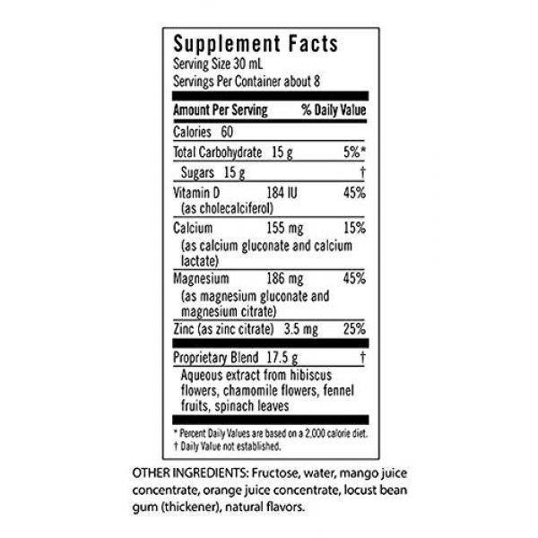 Salus-Haus Calcium Supplement 4 Salus Haus Floradix Liquid Calcium & Magnesium 17 O
