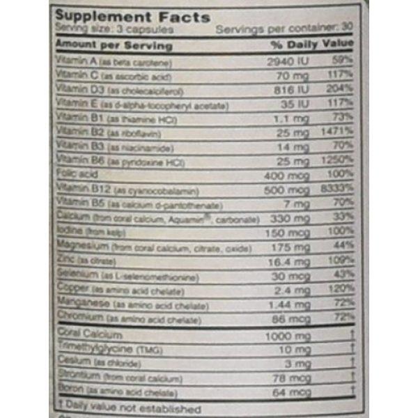 Bob Barefoot's Calcium Supplement 3 Bob Barefoot'S Coral Calcium Supreme, 3 Count