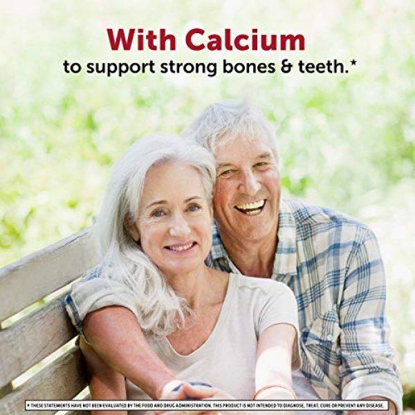 Schiff Calcium Supplement 4 Schiff Super Calcium 1200mg with Vitamin D3, 120 softgels - Calcium Supplement