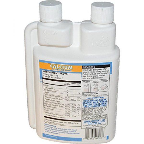 Liquid Health Calcium Supplement 2 Liquid Health Products Calcium 32 Fz