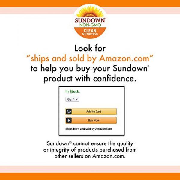 Sundown Calcium Supplement 2 Sundown Calcium 1200 Plus Vitamin D3 1000 IU, 170 Liquid Filled Softgels