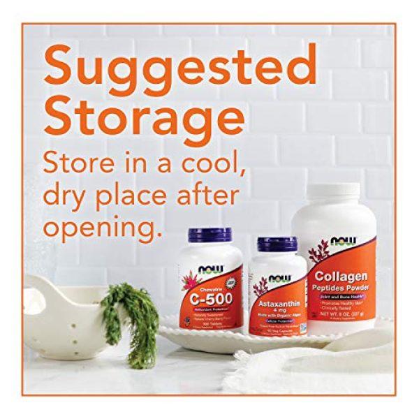 NOW Foods Calcium Supplement 5 NOW Supplements, Calcium Carbonate Powder, High Percentage of Calcium, Supports Bone Health*, 12-Ounce