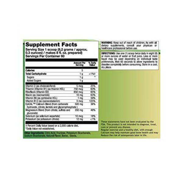 Baywood Calcium Supplement 2 Baywood Cal-mag Fizz Lemon-Lime, 17.4000-Ounce