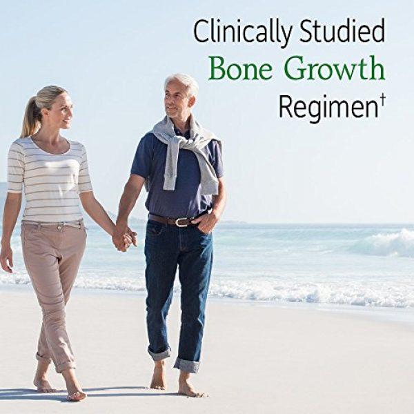 Garden of Life Calcium Supplement 3 Garden of Life Raw Calcium Supplement - Grow Bone System Whole Food Vitamin with Strontium, Vegetarian