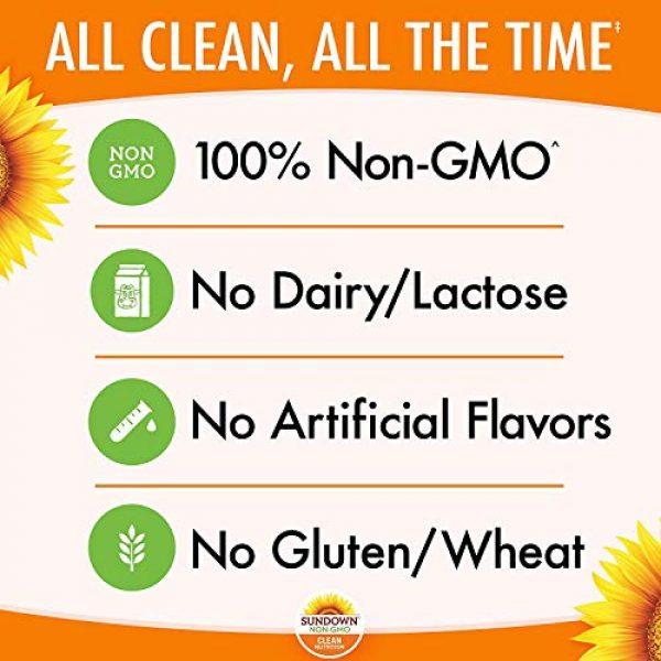 Sundown Calcium Supplement 5 Sundown Calcium 1200 Plus Vitamin D3 1000 IU, 170 Liquid Filled Softgels