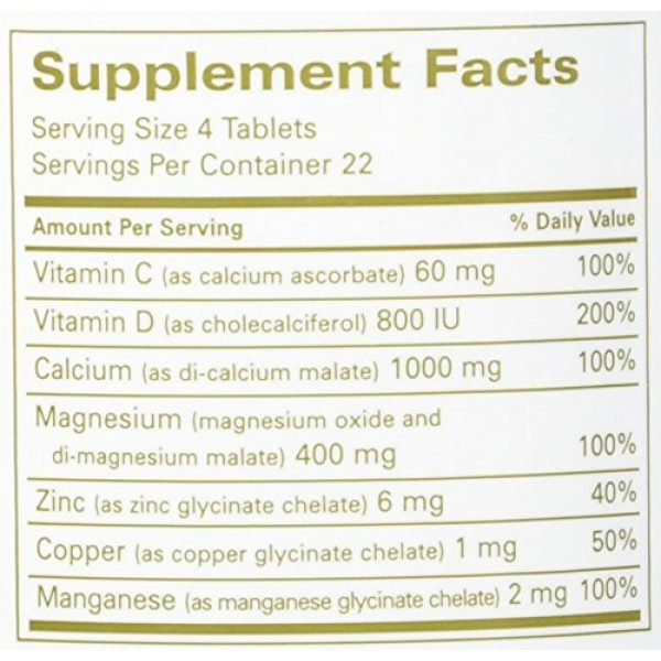 Forever Living Calcium Supplement 2 Forever Living Calcium, 90 Tablets
