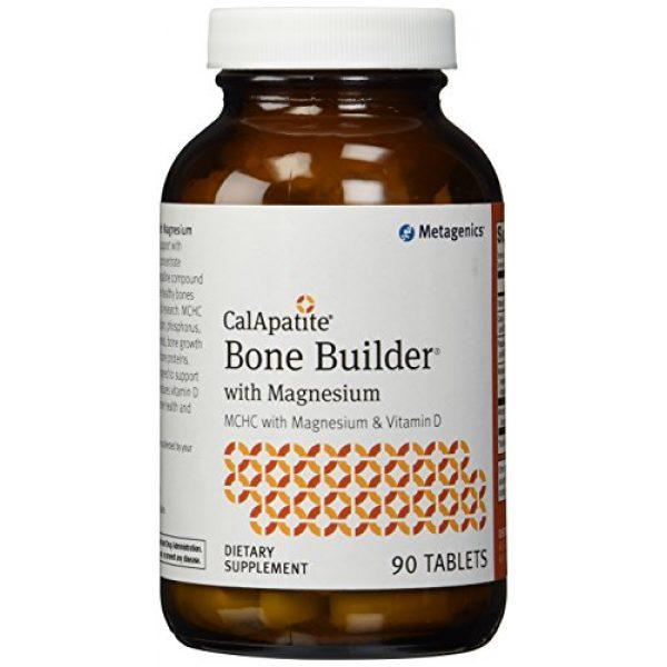 Metagenics Calcium Supplement 1 Cal Apatite Bone Builder® with Magnesium 90 Tablets