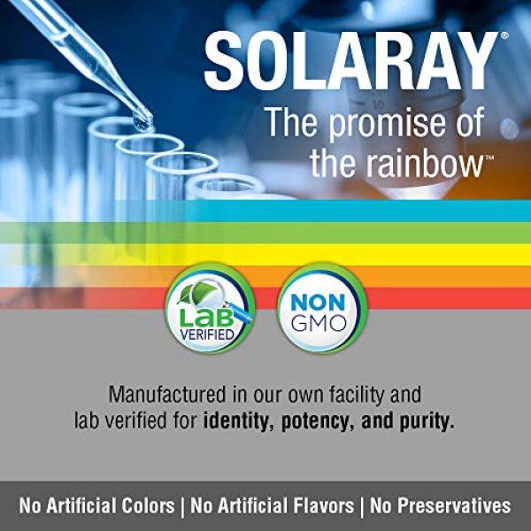 Solaray Calcium Supplement 4 Solaray Calcium & Magnesium Citrate 2:1 Ratio w/Vitamin D-3 | Healthy Bones, Muscle & Nervous System Support | High Absorption | 180 Capsules