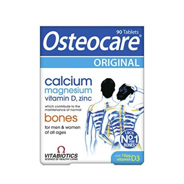 Vitabiotic Calcium Supplement 1 Osteocare Vitabiotics Original 90 Tablets