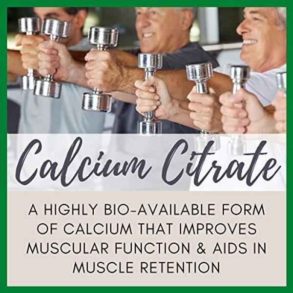 Morter HealthSystem Calcium Supplement 6 Alka-Cal (75 CT) Bone Tissue & Muscular Function Support   Microcrystalline Calcium Hydroxyapatite & Calcium Citrate for Bone Density & Muscle Retention   Morter HealthSystem B.E.S.T. Process Alkaline