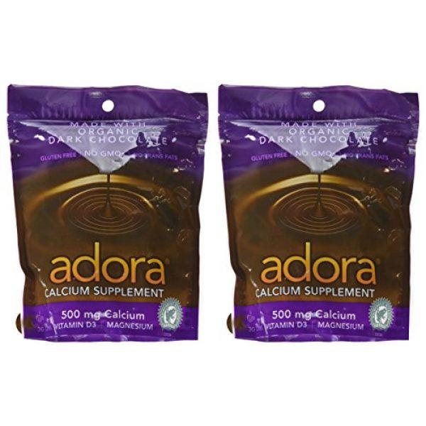 Adora Calcium Supplement 2 Adora Dark Chocolate (2)