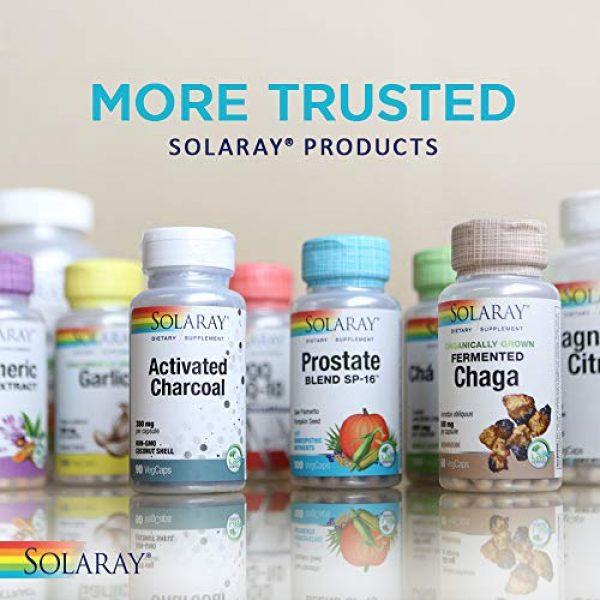 Solaray Calcium Supplement 6 Solaray Calcium Citrate Complex | 1000 mg | 240 Capsules