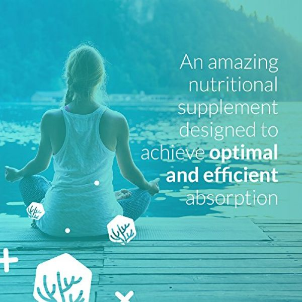 Robert Barefoot Calcium Supplement 7 Bob Barefoot Coral Calcium Supreme 1000mg - 2 Bottles - 90 Caplets Each - New Improved Formula - Made From Pure Marine Grade Okinawa Coral Calcium - With Essential Vitamins + 75 Trace Minerals