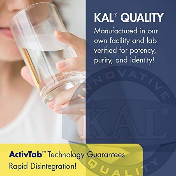 KAL Calcium Supplement 4 KAL Calcium Citrate, 1000 mg, 180 tabs