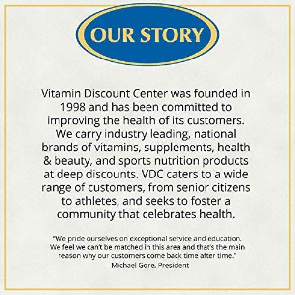 Vitamin Discount Center Calcium Supplement 7 Vitamin Discount Center Calcium Magnesium Citrate, 100 Tablets