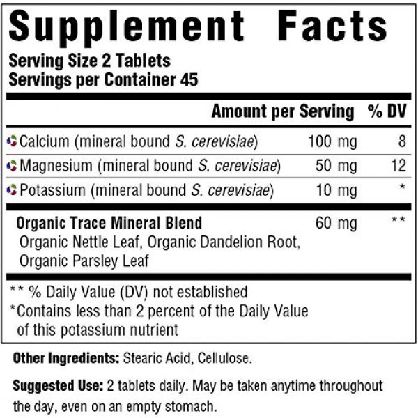 MegaFood Calcium Supplement 2 MegaFood, Calcium & Magnesium, Helps Maintain Bone and Cardiovascular Health, Vitamin and Dietary Supplement Vegan, 90 Tablets