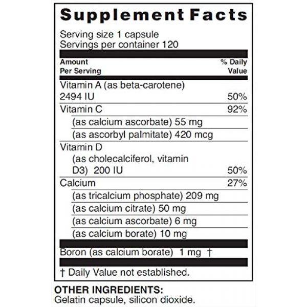 Life Enhancement Calcium Supplement 2 Life Enhancement 3-Way Calcium Complex   275 mg Calcium, 2494 IU Vitamin A, Vitamin C, and 200 IU Vitamin D3   120 Servings