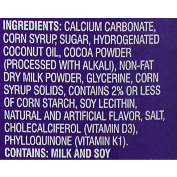 Viactiv Calcium Supplement 6 VIACTIV Calcium Plus D, Soft Chews, Milk Chocolate 100 ea (Pack of 2)