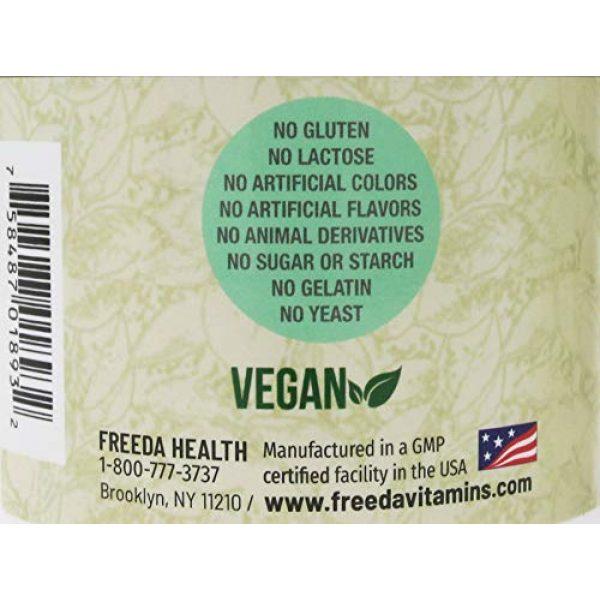 Freeda Calcium Supplement 3 Freeda Kosher Calcium Phosphate Powder 16 OZ.