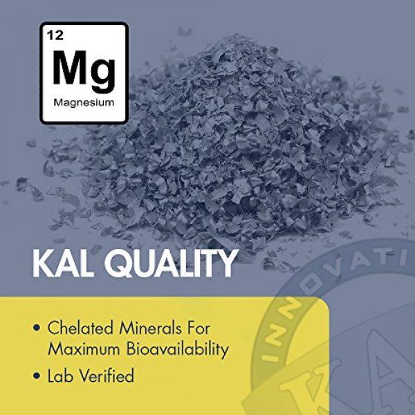 KAL Calcium Supplement 4 KAL Calcium Citrate Chewable Mixed Fruit Supplement, 60 Count