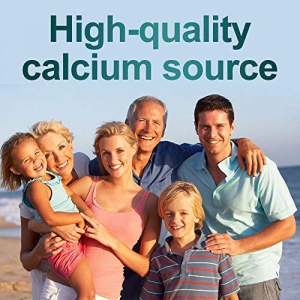 BFSUMA Calcium Supplement 3 ZaminoCal Plus Calcium Magnesium Zinc Selenium Capsules-Calcium Supplement-60 Tablets