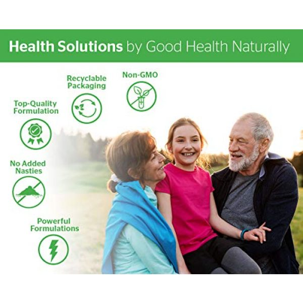 GOOD HEALTH NATURALLY BECAUSE IT WORKS! Calcium Supplement 3 LithiumBalance