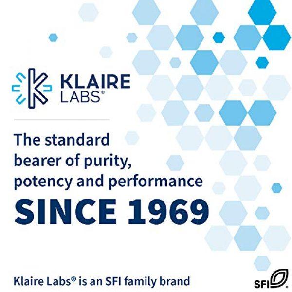 Klaire Labs Calcium Supplement 6 Klaire Labs Calcium D-Glucarate 500mg - Supports Healthy Estrogen Metabolism & Detoxification - Liver & Detox Support Supplement - Gluten-Free, Yeast-Free & Hypoallergenic (90 Capsules)
