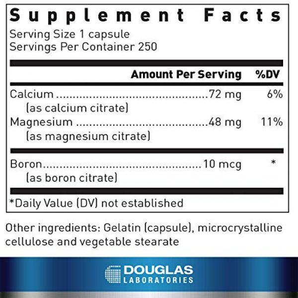 Douglas Labs Calcium Supplement 2 Douglas Laboratories - Cal/Mag Citrate - Bioavailable Calcium and Magnesium to Support Bone Health - 250 Capsules