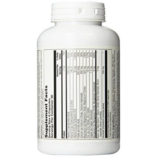Solaray Calcium Supplement 3 Solaray Calcium Citrate Supreme Capsules, 800mg, 180 Count