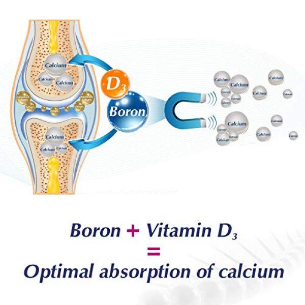 Genacol Calcium Supplement 4 Genacol Bone Health and Joint Support Supplement with Calcium, Boron, Magnesium, Vitamin D3 & Hydrolyzed Collagen   Bone Density Supplements for Women and Men (90 Capsules)