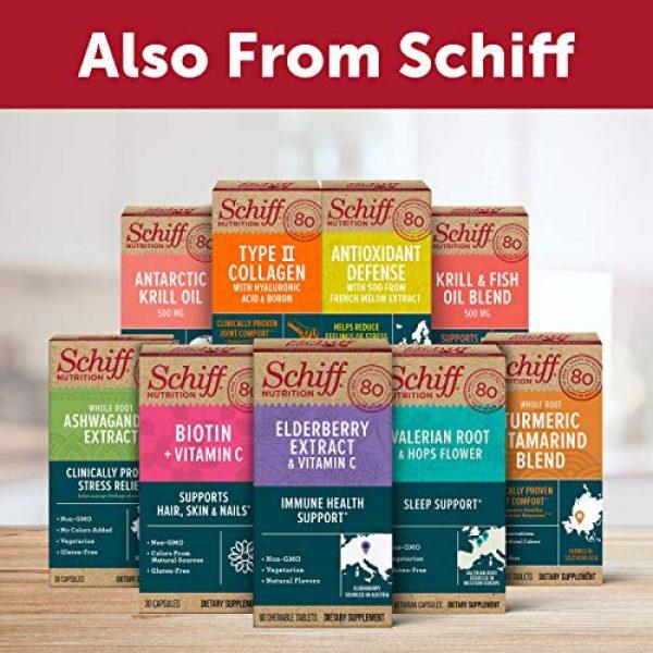 Schiff Calcium Supplement 7 Schiff Super Calcium 1200mg with Vitamin D3, 120 softgels - Calcium Supplement