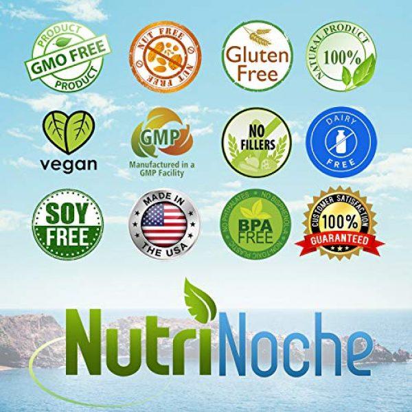 NutriNoche Calcium Supplement 5 NutriNoche Best Calcium Supplement -Natural Formula, Essential Support for Strong Bones & Teeth