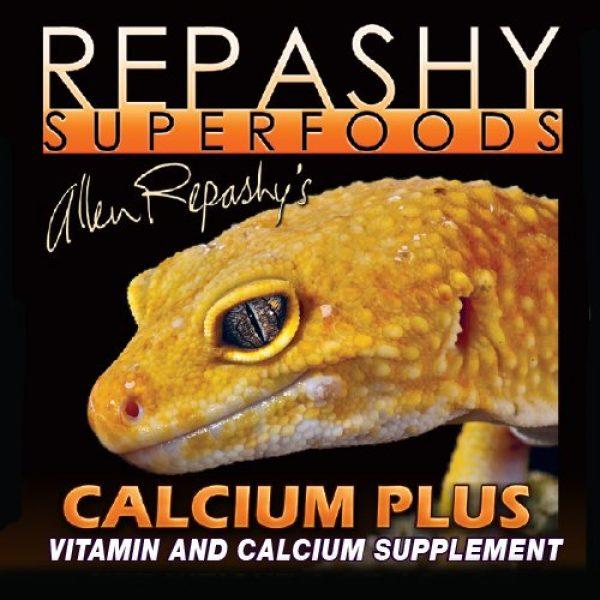 Repashy Calcium Supplement 1 Repashy Calcium Plus 4 oz JAR