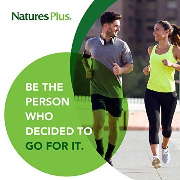Nature's Plus Calcium Supplement 7 NaturesPlus Advanced Therapeutics Ostivone Rx Bone - 60 Vegetarian Tablets - Maximum Nutritional Support for Skeletal System & Bones - with Vitamin D, Calcium - Gluten-Free - 30 Servings
