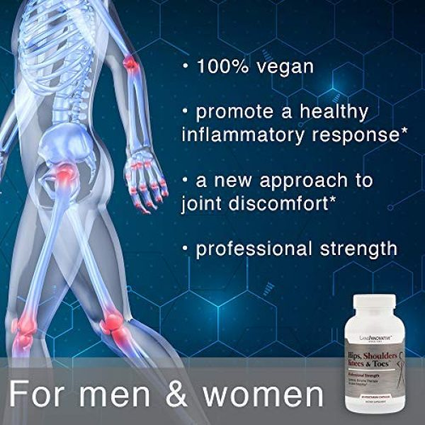 Lane Innovative Calcium Supplement 4 Lane Innovative - Variety Pack: AdvaCal Ultra 1000 + Hips, Shoulders, Knees & Toes, Bone-Building Calcium, Joint Support (AdvaCal Ultra 120 Caps + Hips, Shoulders, Knees & Toes 60 Veggie Caps)