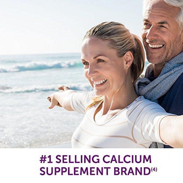 Caltrate Calcium Supplement 2 Caltrate Calcium & Vitamin D3 Supplement 600+D3 Plus Minerals Tablet, 600 mg (120 Count) (Pack of 2)