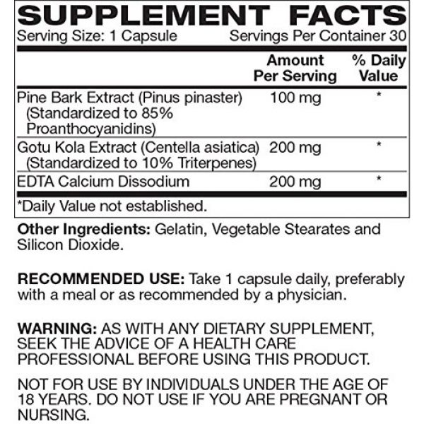 Peak Herbals Calcium Supplement 2 Advanced Artery Aid Supplement for Heart Health Support, addresses Poor Circulation and Targets clogged Arteries Throughout The Body. Helps Remove toxins and Supports Clean and Supple Arteries. (2)