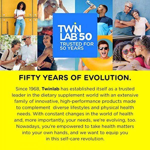 Twinlab Calcium Supplement 6 TwinLab Tri-Boron Plus, Magnesium, Vitamin D, Calcium, Dietary Supplements, 3mg, 240 Capsules, Healthy Bones