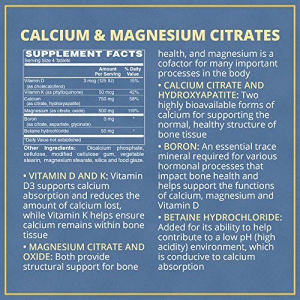 Vitamin Discount Center Calcium Supplement 2 Vitamin Discount Center Calcium Magnesium Citrate, 100 Tablets
